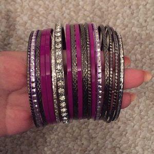 Jewelry - NWOT! Bangles